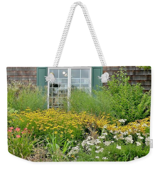 Gardens At The Good Earth Market Weekender Tote Bag