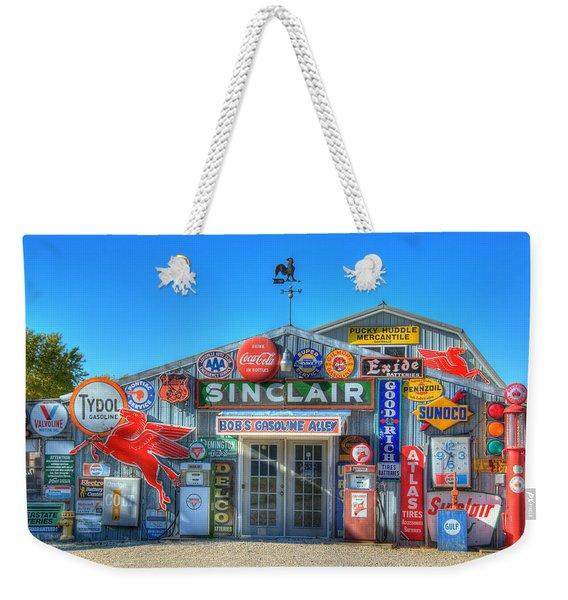 Gasoline Alley Weekender Tote Bag