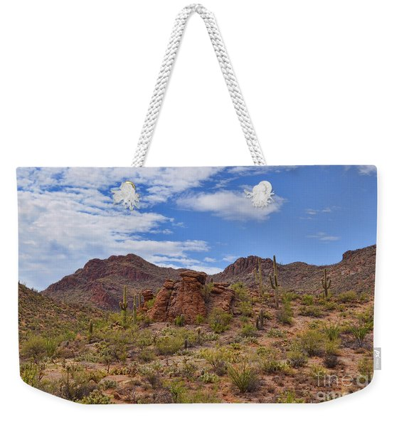 Gates Pass Scenic View Weekender Tote Bag