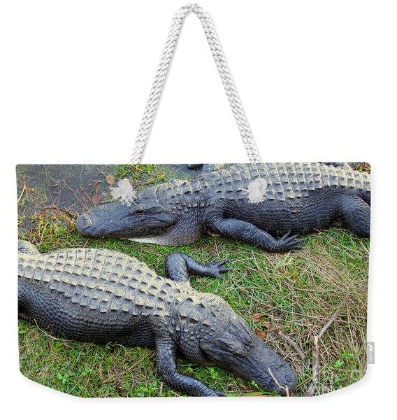 Gators Weekender Tote Bag