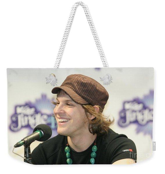 Gavin Degraw Weekender Tote Bag