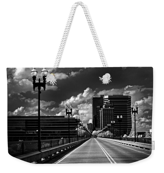 Gay Street Bridge - Knoxville Weekender Tote Bag