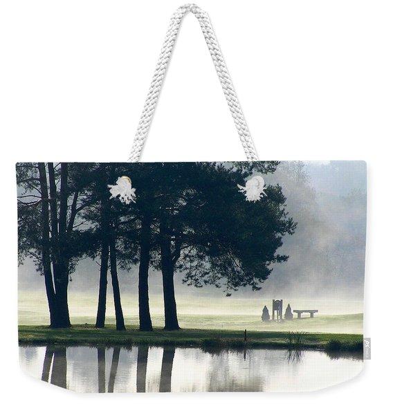Genegantslet Golf Club Weekender Tote Bag