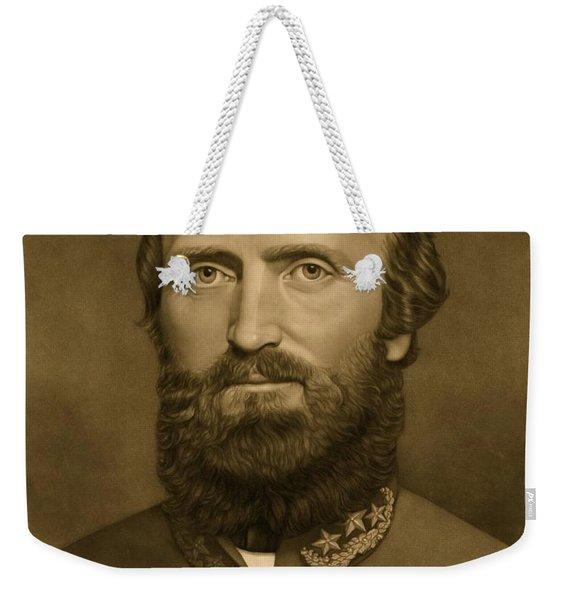 General Stonewall Jackson 1871 Weekender Tote Bag