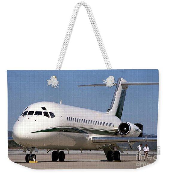Generic D C 9 Weekender Tote Bag