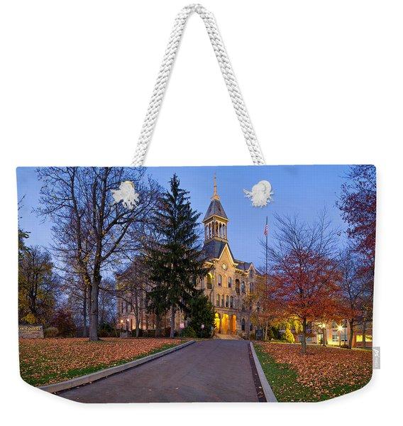 Geneva College Weekender Tote Bag