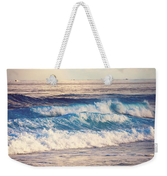 Gentle Light  Weekender Tote Bag