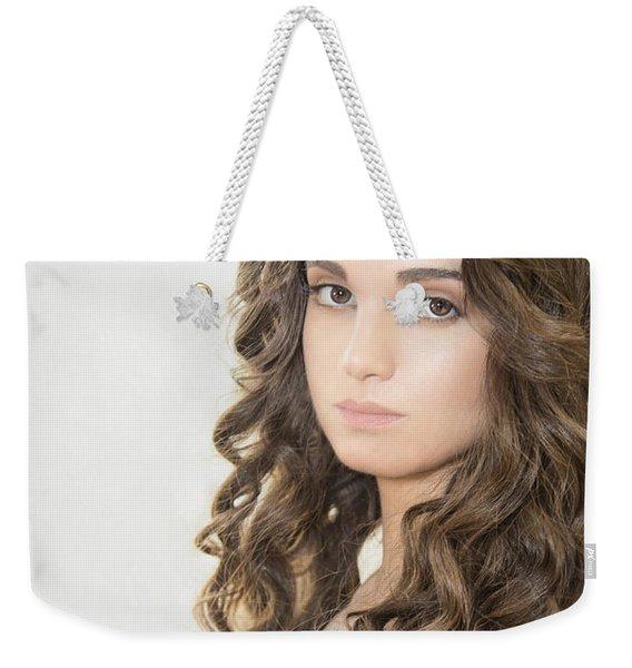 Gentle Thoughts Weekender Tote Bag