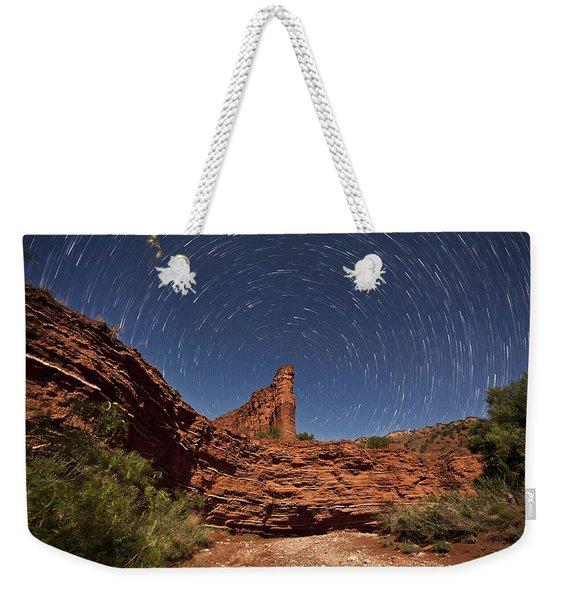Geology And Space Weekender Tote Bag