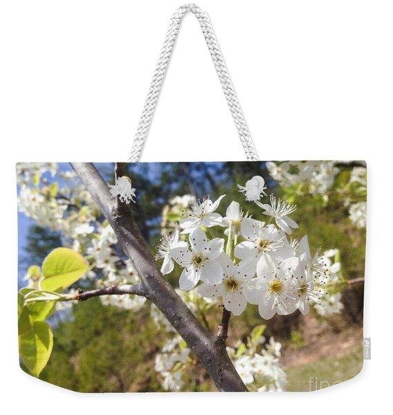 Georgia Blossoms Weekender Tote Bag