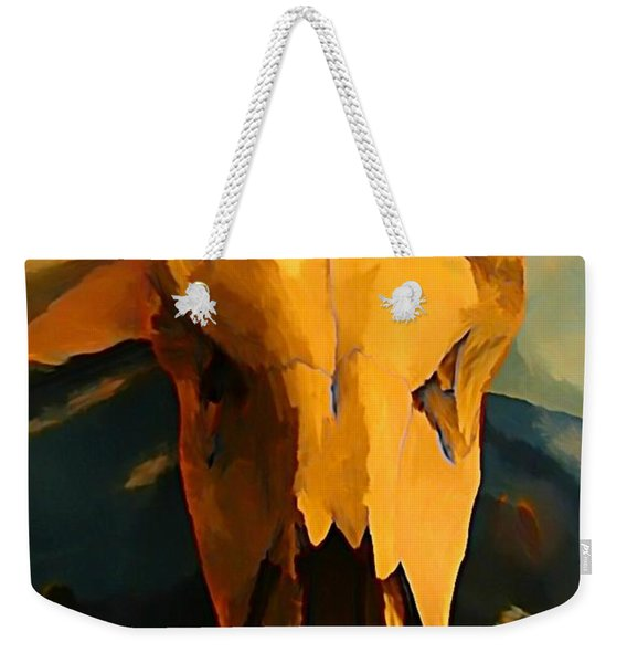 Georgia O'keeffe Influence In Nova Scotia Canada Weekender Tote Bag