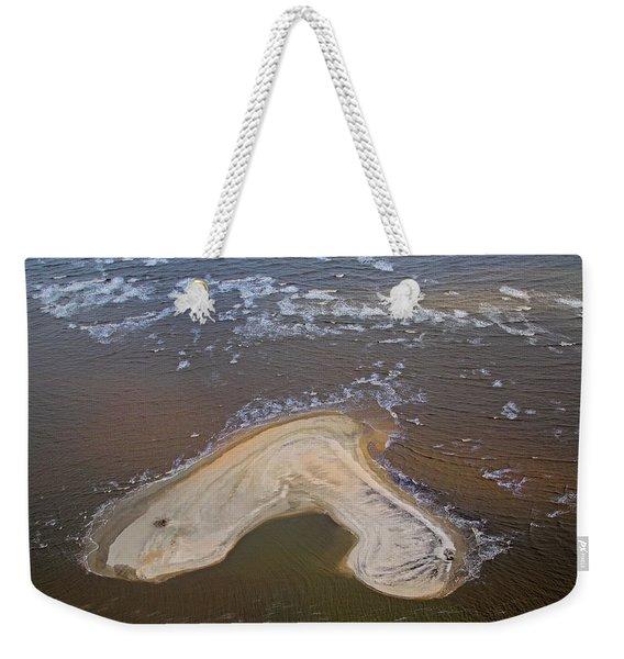 Georgia Sandbar Weekender Tote Bag