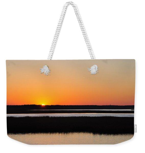 Georgia Sunset Weekender Tote Bag