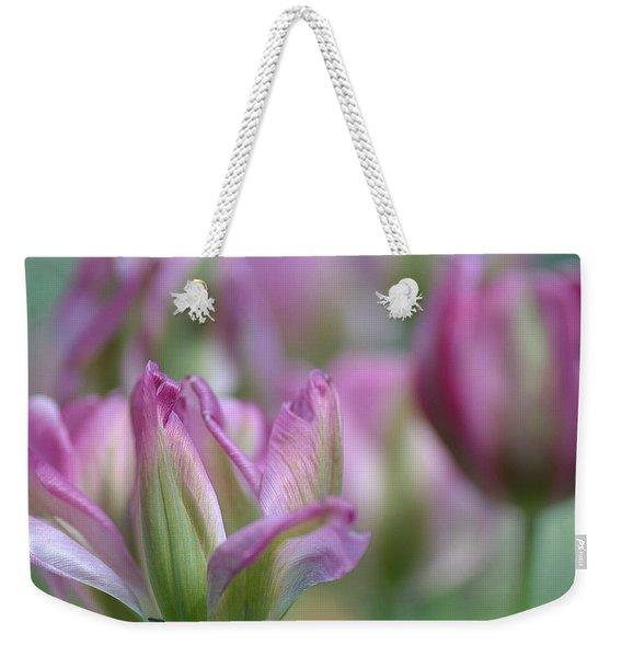 Getting Flirty Weekender Tote Bag