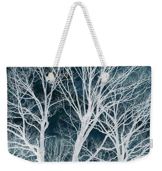 Ghost Tree 1 Weekender Tote Bag