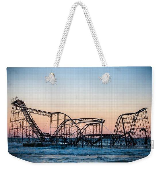 Giant Of The Sea Weekender Tote Bag