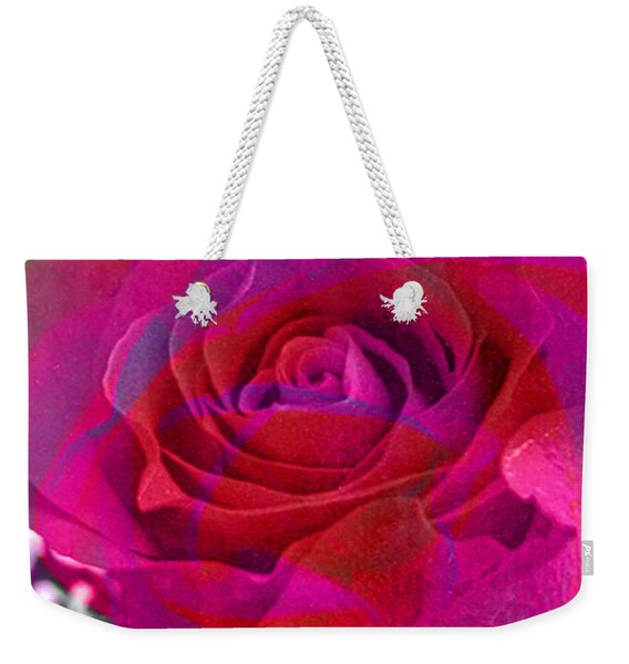 Gift Of The Heart Weekender Tote Bag