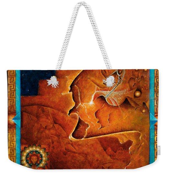Gifts Of The Spirit Weekender Tote Bag