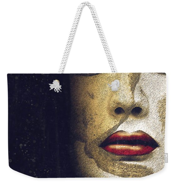 Gilt Weekender Tote Bag