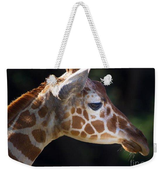 Giraffe 7d8858 Weekender Tote Bag
