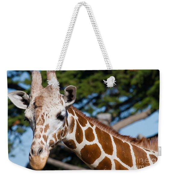 Giraffe 7d8893 Weekender Tote Bag