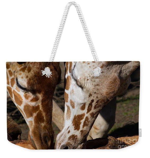 Giraffe 7d8911 Weekender Tote Bag