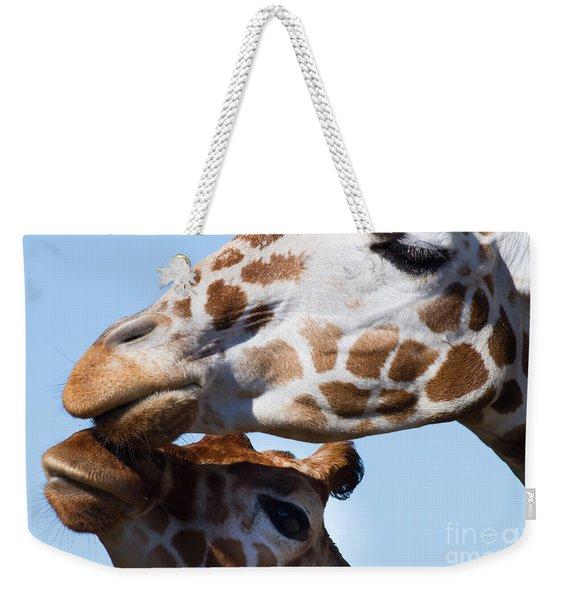 Giraffe 7d8914 Weekender Tote Bag