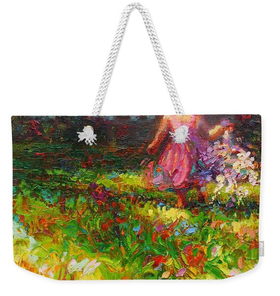 Girls Will Be Girls Weekender Tote Bag