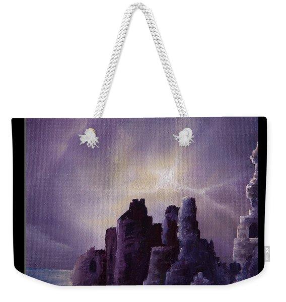 Girnigoe Castle Weekender Tote Bag