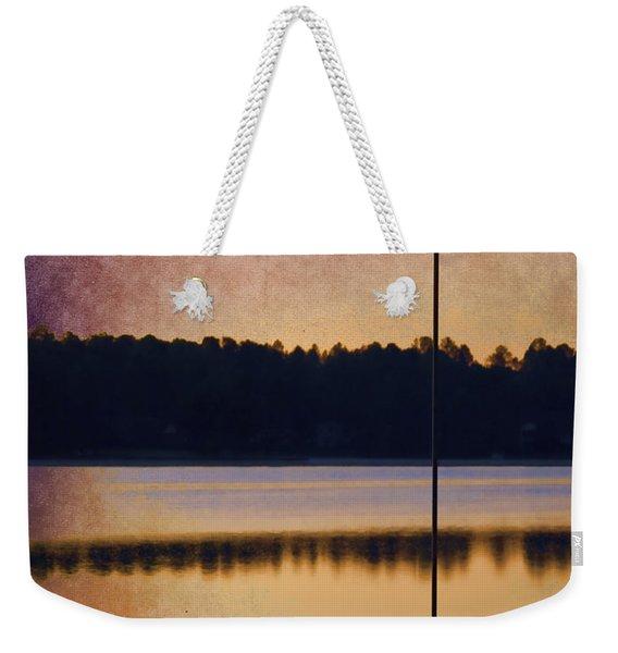 Gisela's Birdhouse Weekender Tote Bag