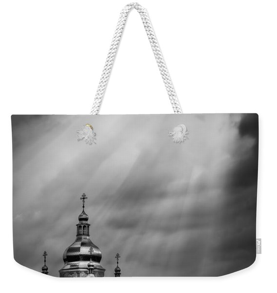 Give Me A Sign Weekender Tote Bag