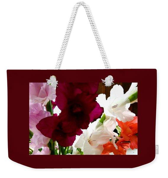 Glad Time Weekender Tote Bag