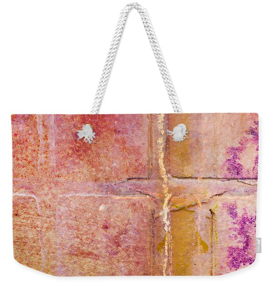 Glass Crossings 2 Weekender Tote Bag