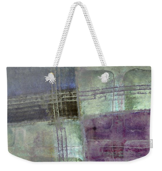 Glass Crossings Weekender Tote Bag