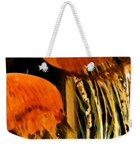 Glass No1 Weekender Tote Bag