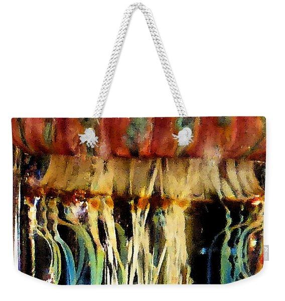 Glass No2 Weekender Tote Bag