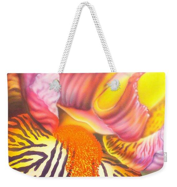Glavis Iris Weekender Tote Bag