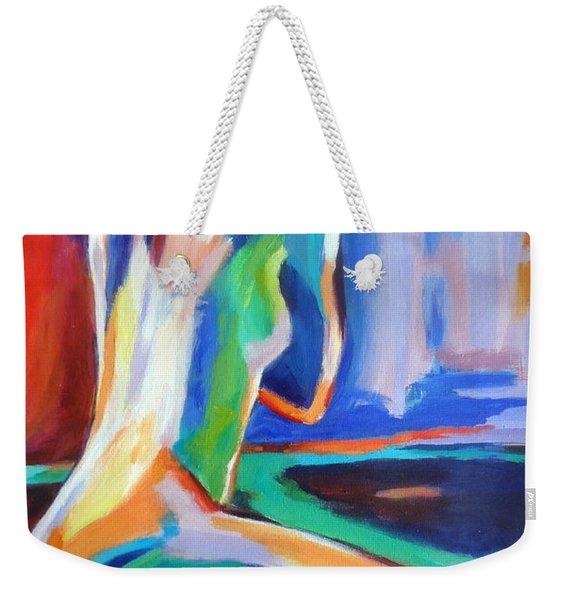Gleam Weekender Tote Bag