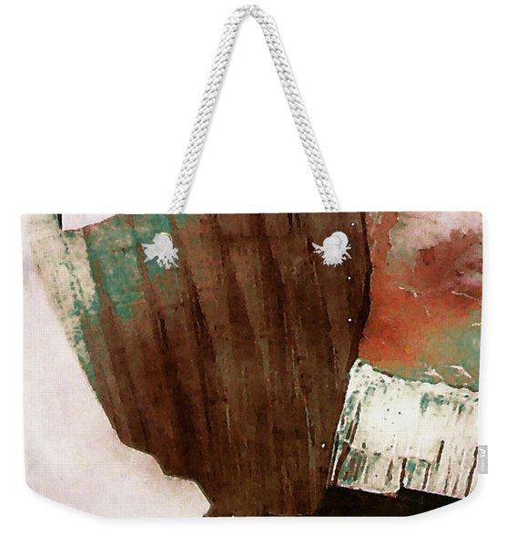 Glen Canyon Dam Weekender Tote Bag