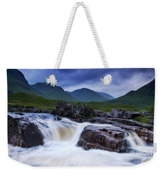 Glen Etive Weekender Tote Bag