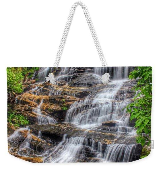 Glen Falls Weekender Tote Bag