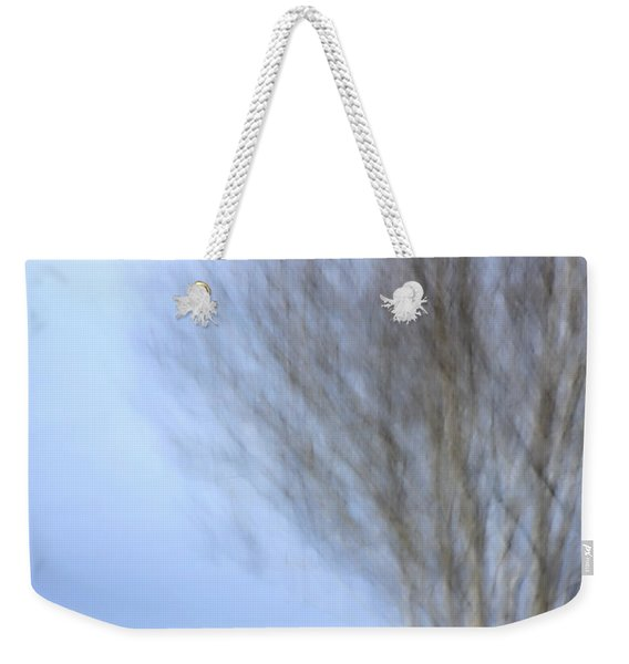 Glimpse Of Trees Sand And Beach Weekender Tote Bag
