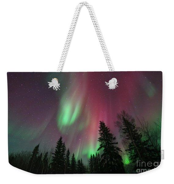 Glowing Skies Weekender Tote Bag