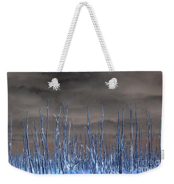Glowing Trees 1 Weekender Tote Bag