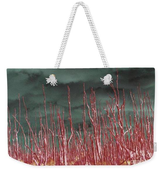 Glowing Trees 2 Weekender Tote Bag