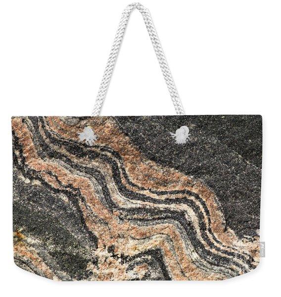 Gneiss Rock  Weekender Tote Bag