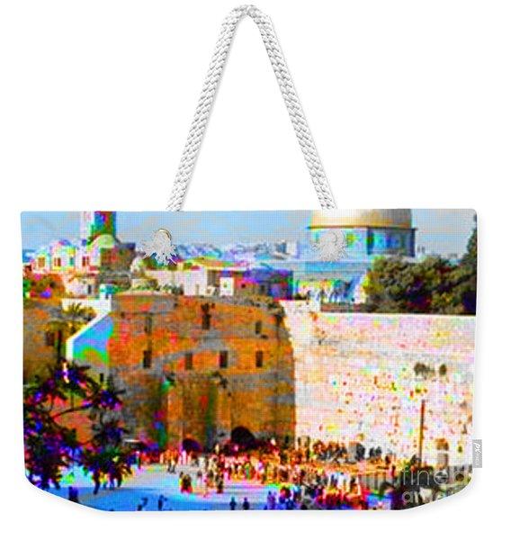God Is Everywhere Weekender Tote Bag