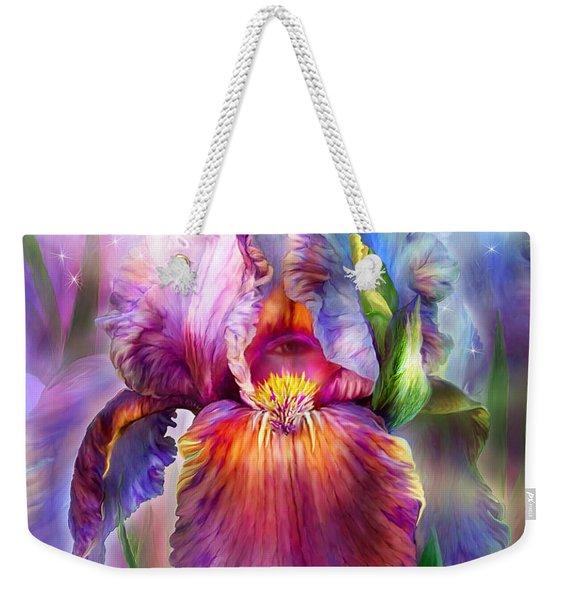 Goddess Of Healing Weekender Tote Bag