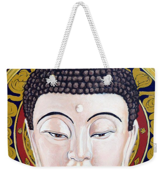 Goddess Tara Weekender Tote Bag