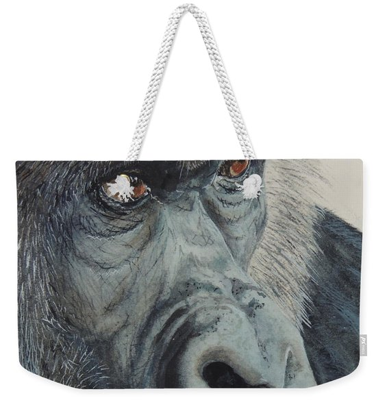 Going Ape...sold  Weekender Tote Bag